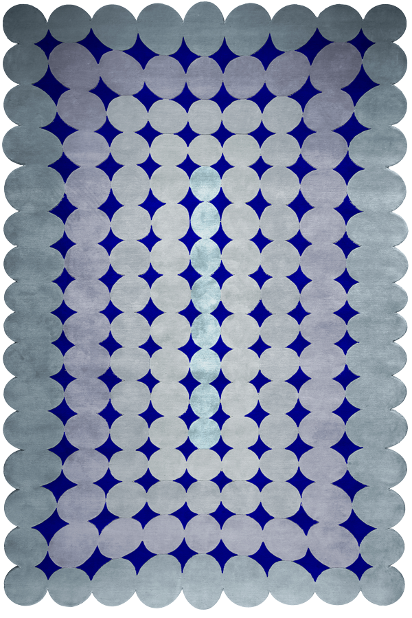 bubbles curacao blue bleu gris grey
